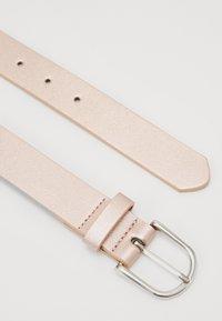 Anna Field - Belt - rose gold - 1
