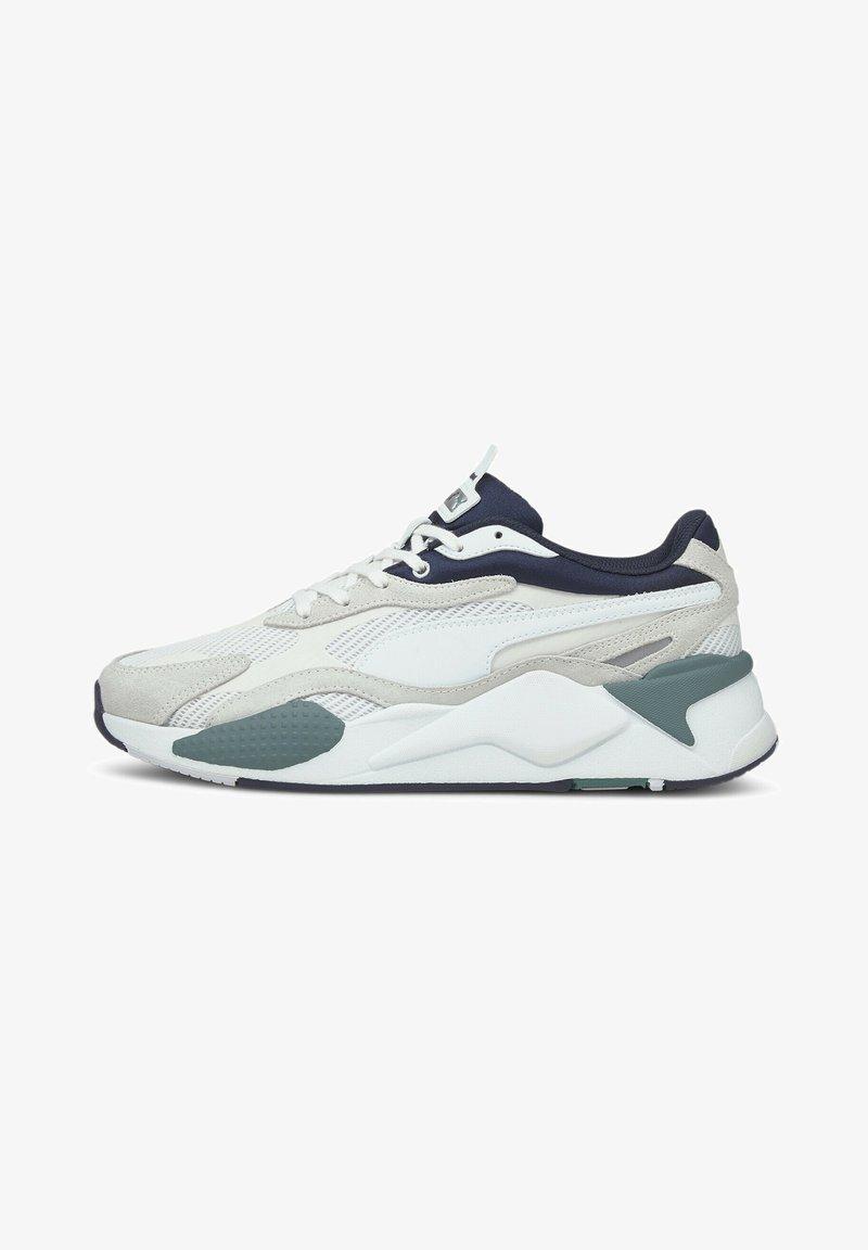 Puma - TWILL AIRMESH - Sneakers - puma white puma white
