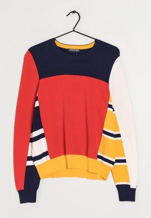 Pullover - multicolored