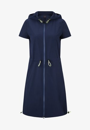 Sports dress - navy-blau