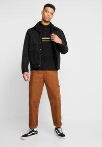 Zign - Polo shirt - black - 1