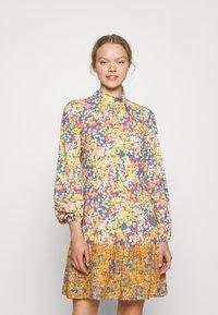 Closet - CLOSET A-LINE DRESS - Day dress - yellow - 0