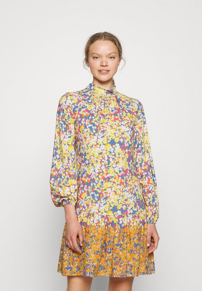 Closet - CLOSET A-LINE DRESS - Day dress - yellow