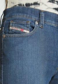 Diesel - ROISIN - Slim fit jeans - light blue - 3