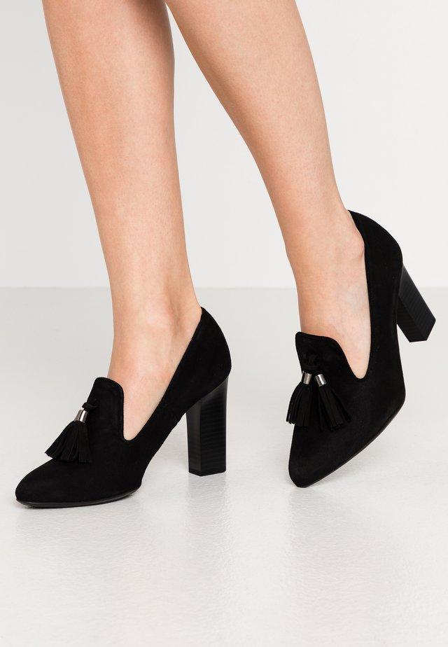 KERA - Zapatos altos - schwarz