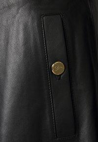 Temperley London - MIDNIGHT COAT - Classic coat - black - 2