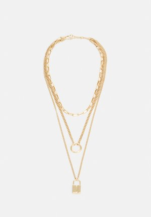 ONLJILL NECKLACES 2 PACK - Halskæder - gold-coloured