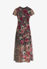 Desigual - VEST CALGARY - Shirt dress - marron - 3