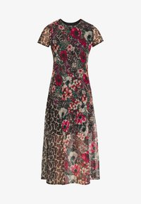 VEST CALGARY - Shirt dress - marron