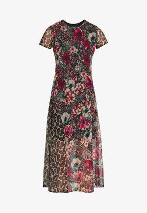 VEST CALGARY - Sukienka koszulowa - marron