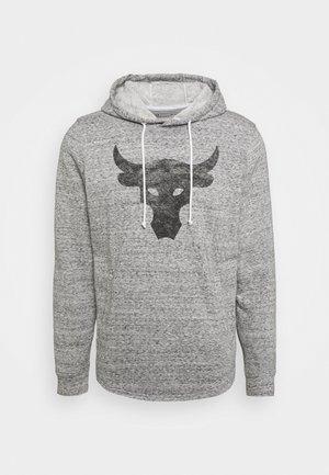 PROJECT ROCK - Sweatshirt - mottled grey
