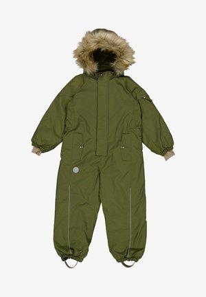 SNOWSUIT MOE TECH - Snowsuit - winter moss