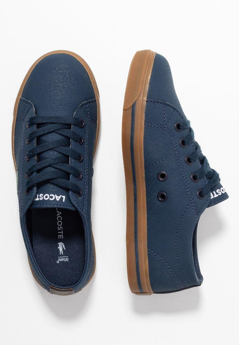 Lacoste - RIBERAC - Sneakersy niskie - navy
