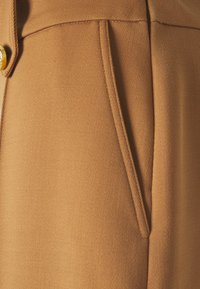 Mulberry - PATRICIA TROUSERS WOVEN - Trousers - dark beige - 2