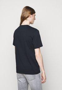 CLOSED - ROUND NECK  - T-shirt basic - dark night - 2