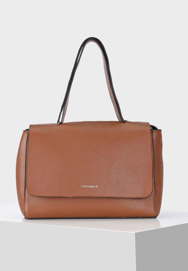 CAIO - Across body bag - cognac