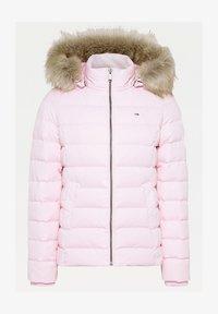 Tommy Jeans - Down jacket - toj romantic pink - 0