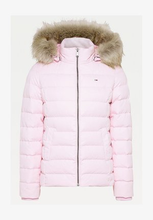 Down jacket - toj romantic pink
