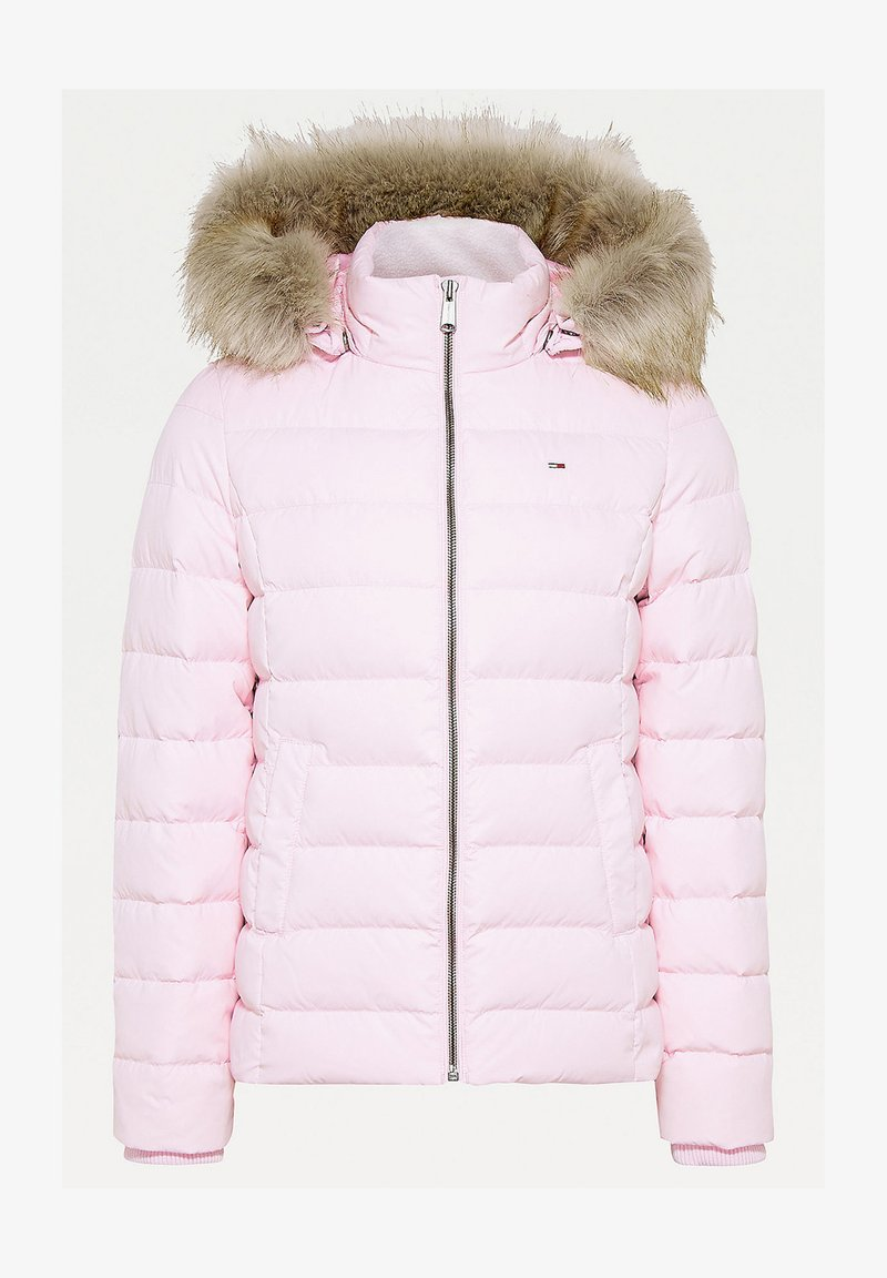 Tommy Jeans - Down jacket - toj romantic pink