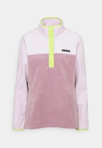 Columbia - BENTON SNAP - Fleece jumper - pale lilac/winter mauve - 0