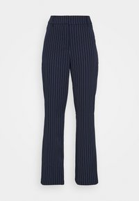 4th & Reckless - SHANGHAI TROUSER - Trousers - navy - 3