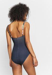 LASCANA - SWIMSUIT - Swimsuit - anthracite - 2