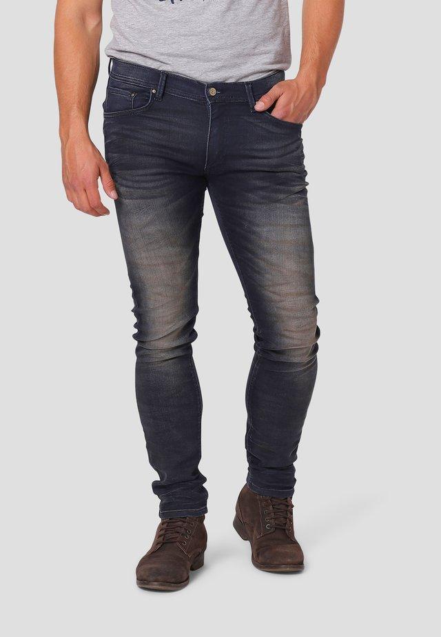 RICCO - Jeans slim fit - dirty wash