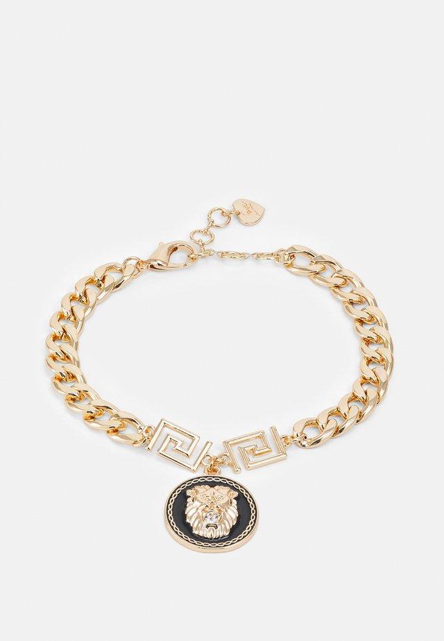KAYSSLER - Necklace - black/gold-coloured