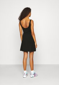 Even&Odd - Jersey dress - black - 2