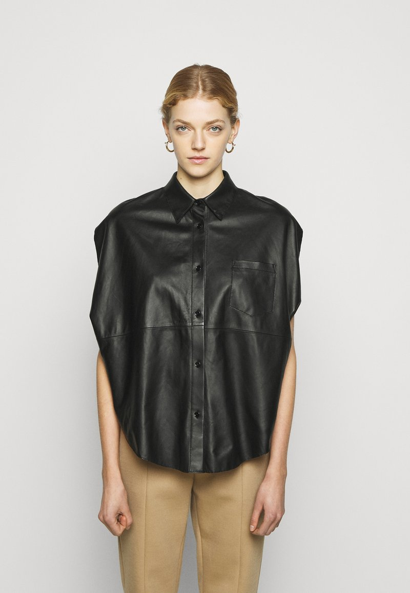MM6 Maison Margiela - Blouse - black