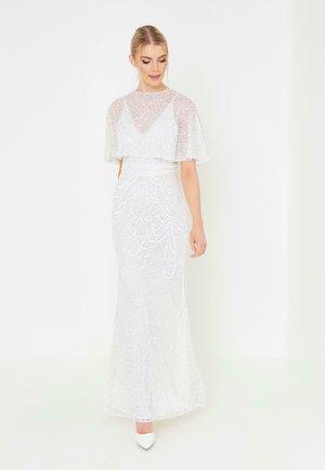 Vestido largo - white