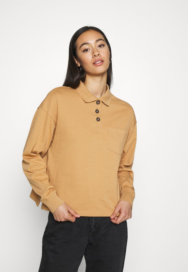 ONLPOLO - Polo shirt - indian tan