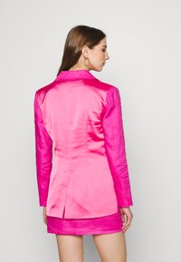 Never Fully Dressed - LINEN HEART POCKET - Blazer - pink - 2