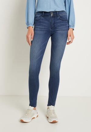 ALEXA - Jeans Skinny Fit - dark stone wash denim