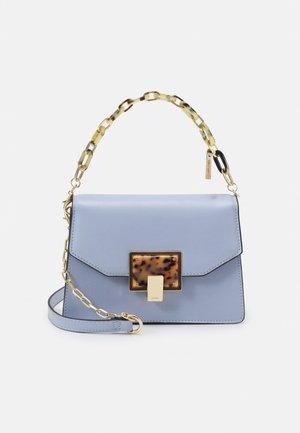 Handbag - icelandic blue