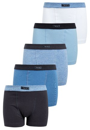 TRUNKS 5 PACK - Pants - blue