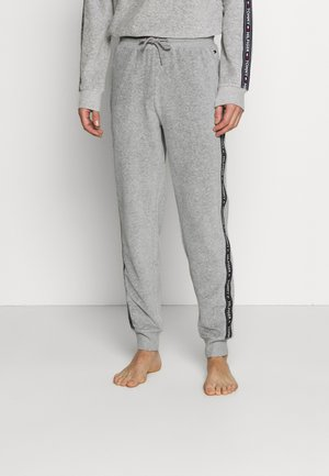 TRACK PANT - Pyjama bottoms - mid grey heather