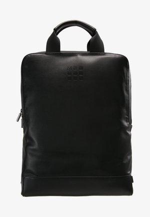 CLASSIC DEVICE BAG VERT - Ryggsekk - black
