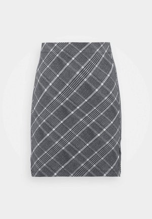 Mini skirt - black/multi-coloured