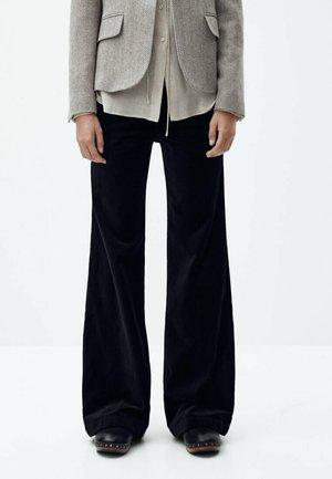 Spodnie materiałowe - dark grey