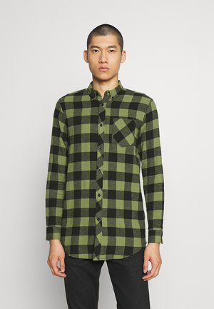 HECTOR - Shirt - loden green