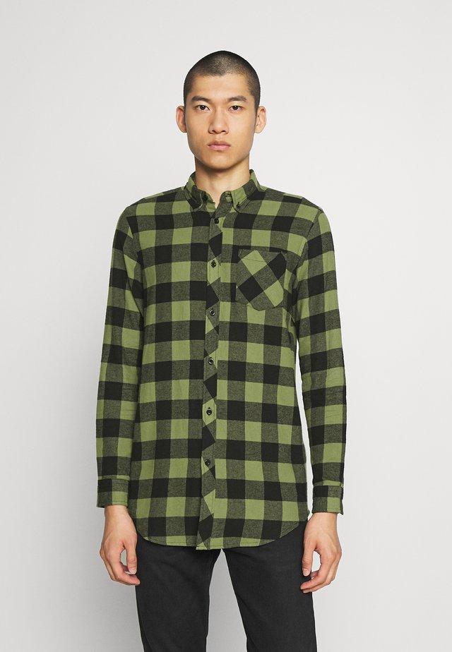 HECTOR - Koszula - loden green