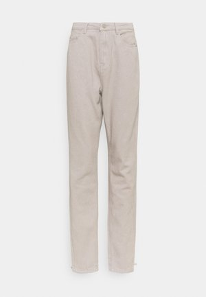 LIGHT WASH WRATH JEANS - Straight leg jeans - grey