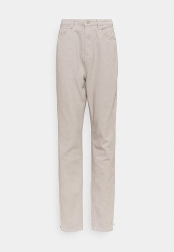 LIGHT WASH WRATH JEANS - Jeans straight leg - grey