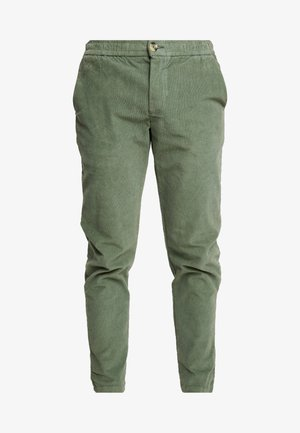 RON PANTS - Trousers - duck green