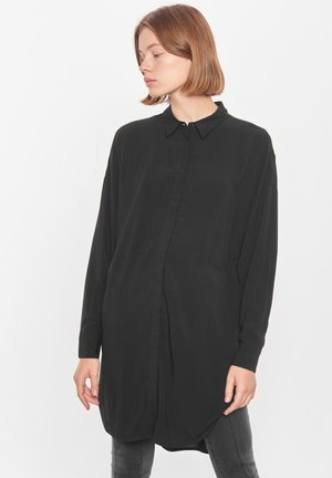 SRFREEDOM - Button-down blouse - 001 black