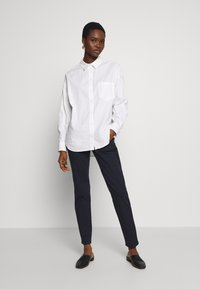 Selected Femme - SLFNEW INGRID  - Chinos - navy
