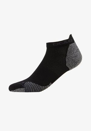 SOCKS LOW CERAMICOOL - Sports socks - black