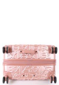 ELLE - Wheeled suitcase - pink - 2