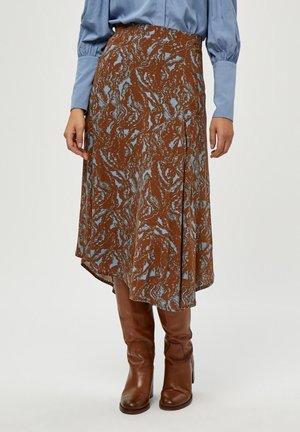 JASMINA  - A-line skirt - monk's robe pr